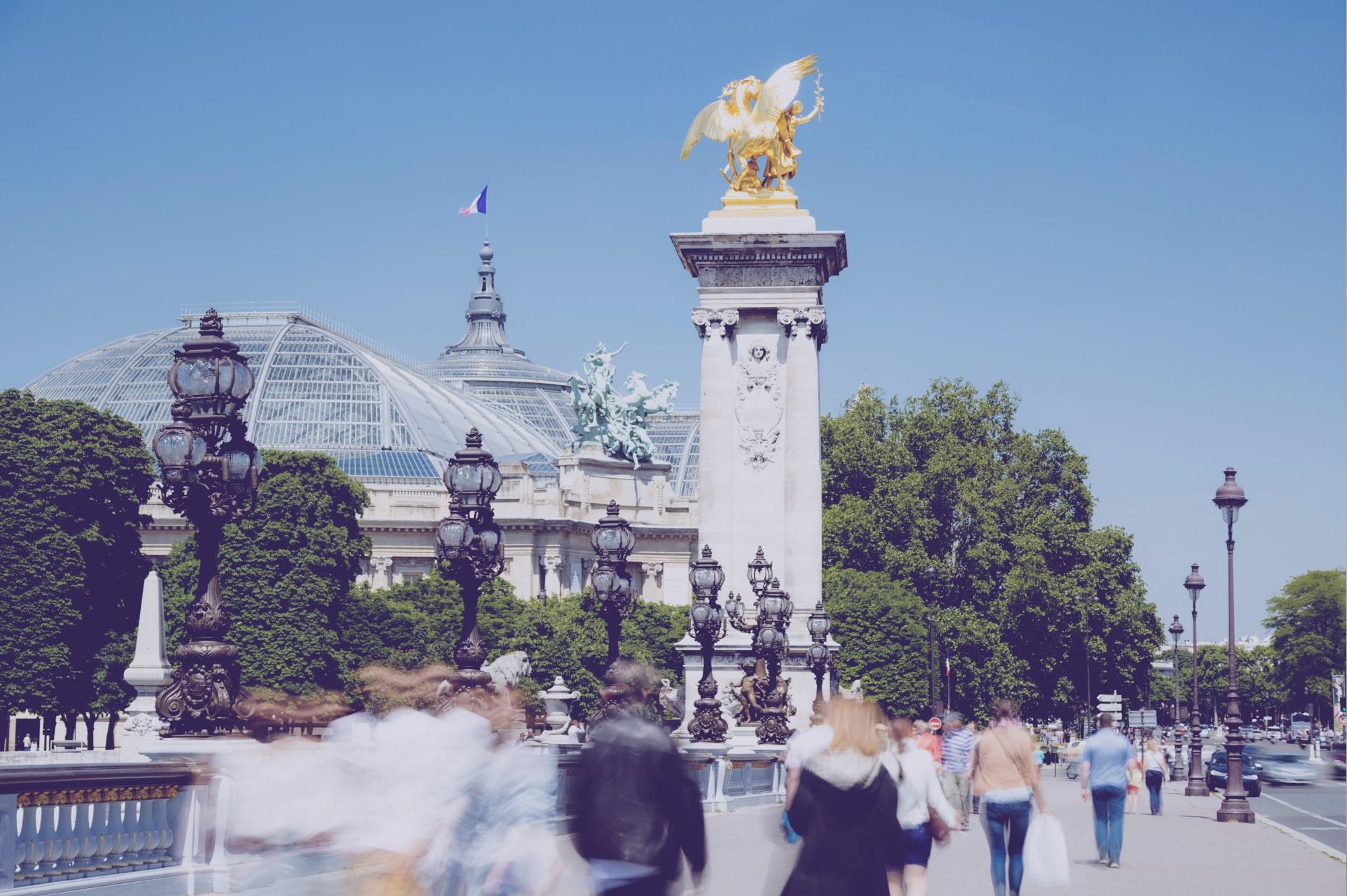 AGENCE DE PARIS